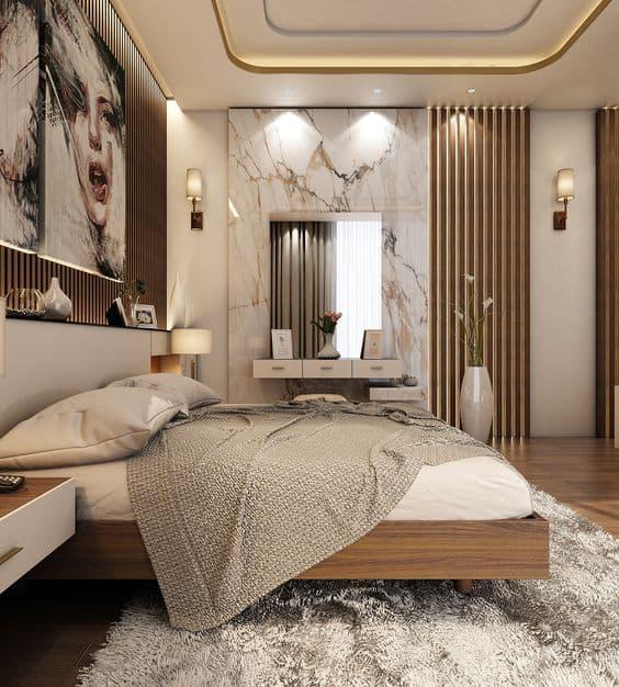 Cải Tạo Phòng Ngủ | Tư Vấn Cải Tạo Phòng Ngủ 16m2, 20m2 Giá Rẻ