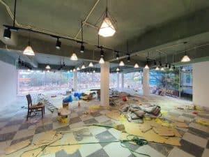 Cải Tạo Showroom – Shop – Cửa Hàng Trọn Gói Giá Rẻ Và Uy Tín