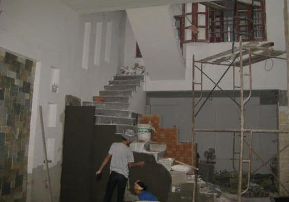 Dịch vụ sửa chữa nhà cửa trọn gói uy tín, giá tốt nhất hiện nay