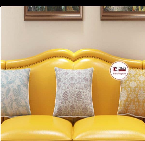 Ghế Sofa Da Phòng Khách- SKYGD1006
