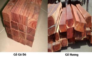 Độ bền của hai loại gỗ đều rất vượt trội
