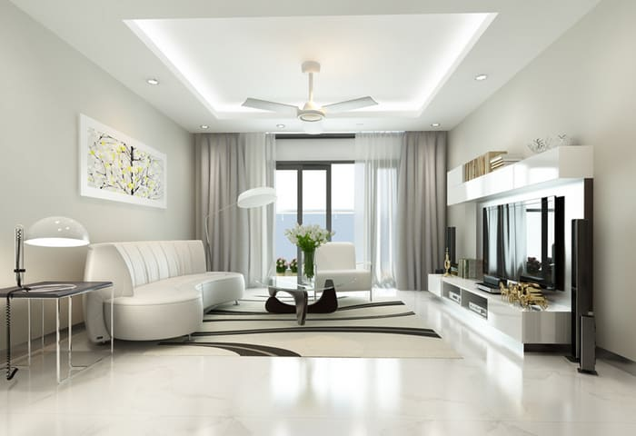 Mẫu thiết kế sang trọng trong căn hộ cao cấp diện tích nhỏ