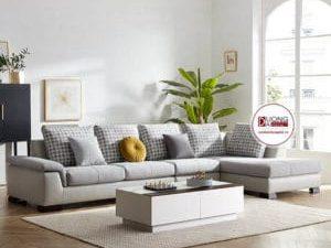 Sofa Da Nỉ- SKYG1004