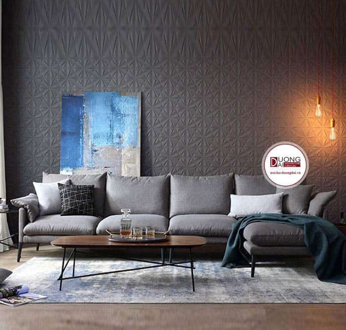Sofa Góc Vải- SKYGN1019