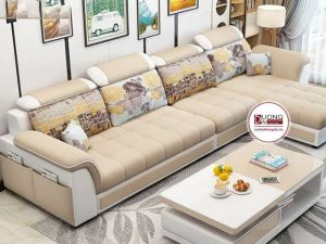 Sofa Nỉ Đẹp Hiện Đại