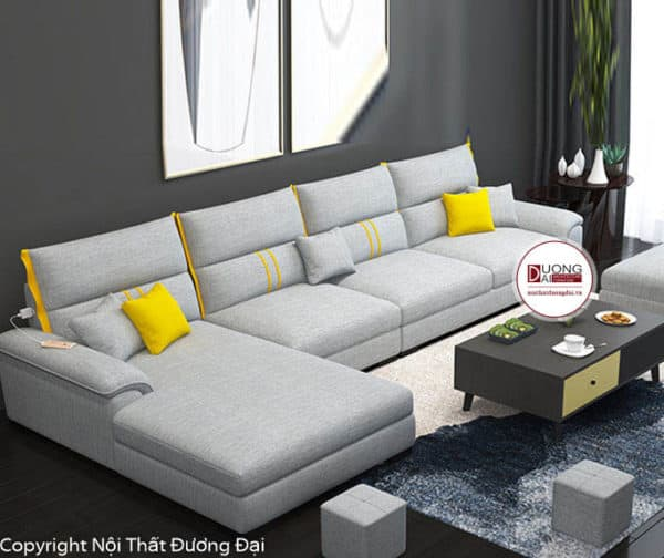 Sofa Vải Nỉ- SKYGN1020