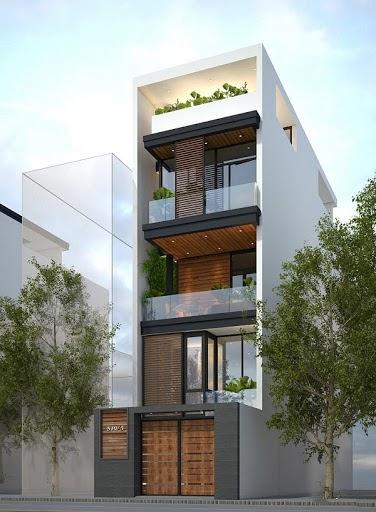 thiết kế nhà 5x18m