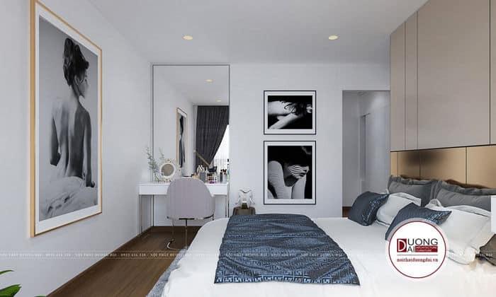 Vị trí đặt gương cần đảm bảo tính phong thủy cho căn phòng