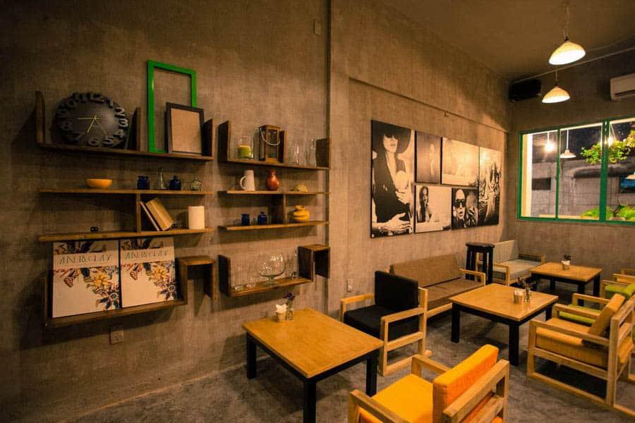 Thiết kế nội thất Vintage được rất nhiều bạn trẻ yêu thích