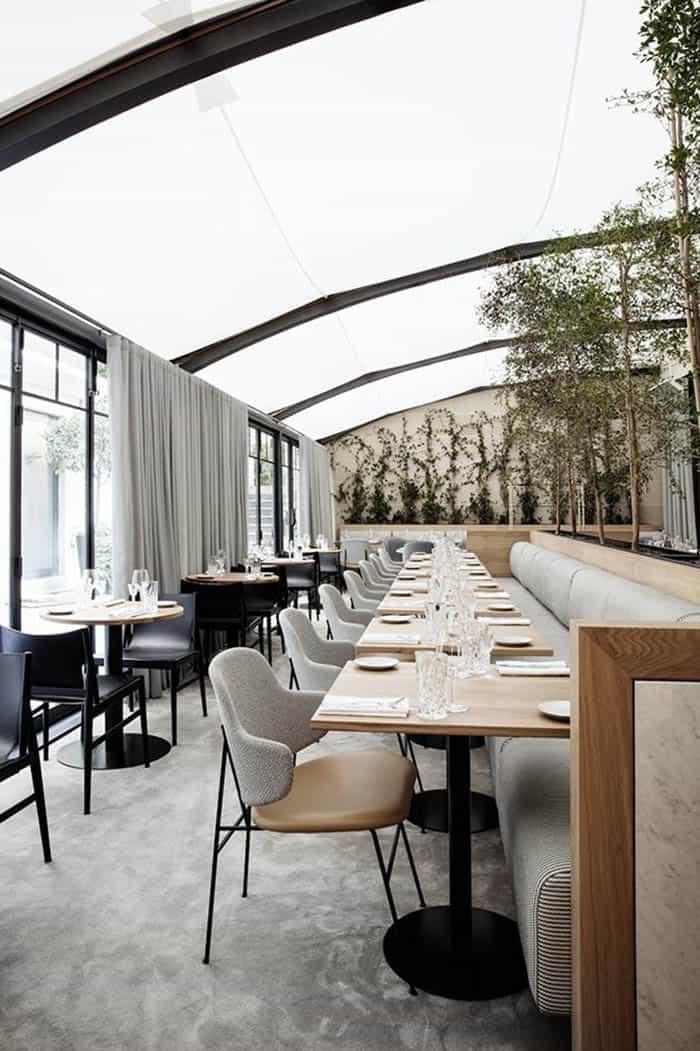 Thiết kế quán cafe Bắc Âu đầy trang nhã
