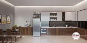 Tủ Bếp Đẹp Tại Hà Nội |20+ Mẫu Thiết Kế Hot Nhất Năm