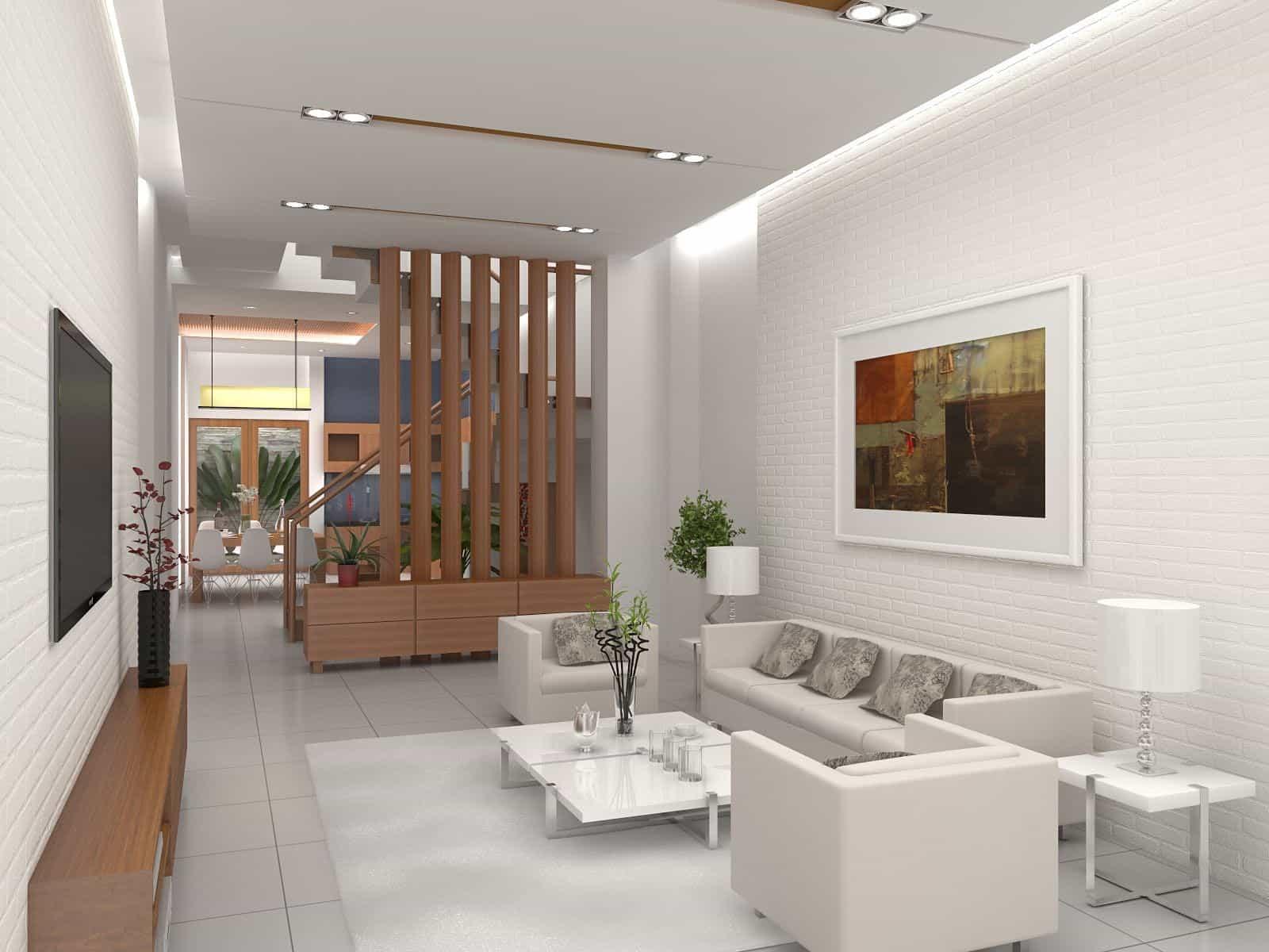 thiết kế nhà rộng 7m dài 11m