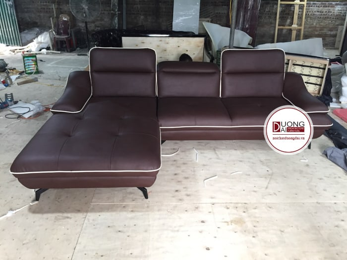 [08/04/2020] Bàn Giao Sofa Da Cho Đối Tác Showroom Thế Giới Sofa Tại Hà Nội