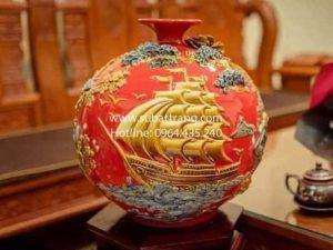 Bình Hút Lộc Thuận Buồm Xuôi Gió - SBT120099