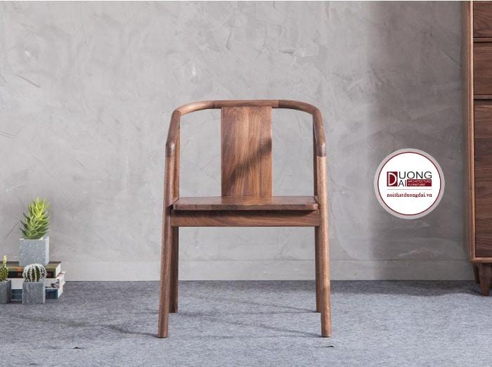 Mẫu ghế ăn trang nhã với kiểu dáng thanh nhã
