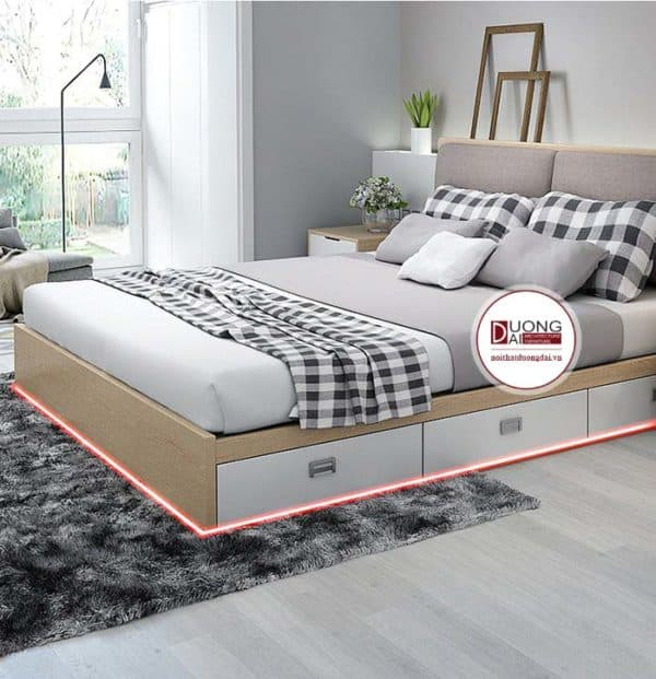 Giường 3 ngăn kéo - ATFGCN1001