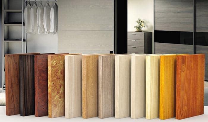 Bộ màu sắc phong phú và đa dạng cho gỗ Laminate