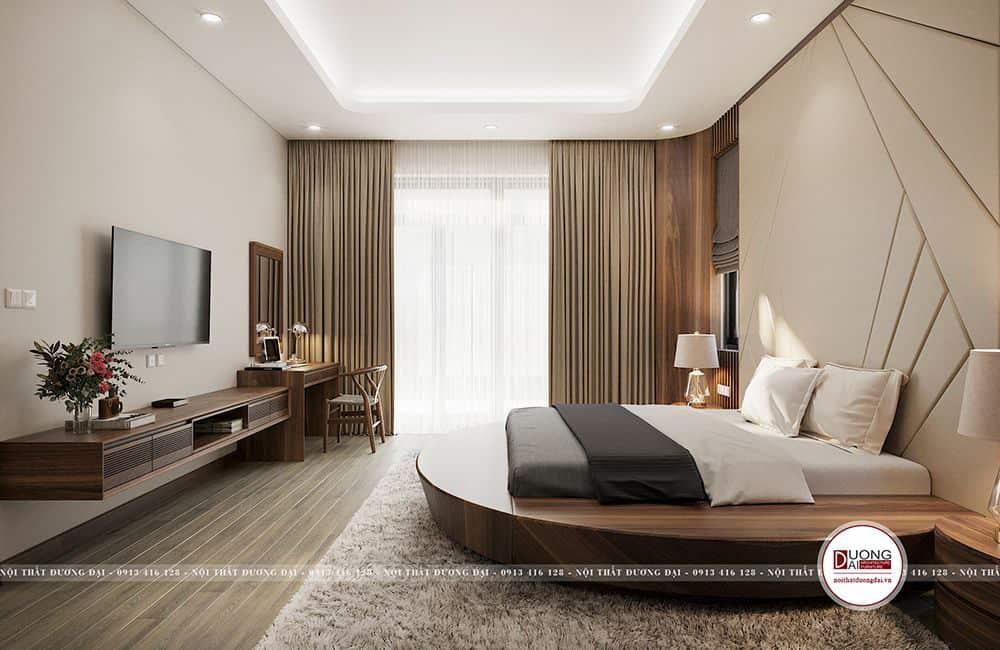 Nội Thất Phòng Ngủ Gỗ Óc Chó | Top 5 Mẫu Phòng Ngủ Đẹp Nhất