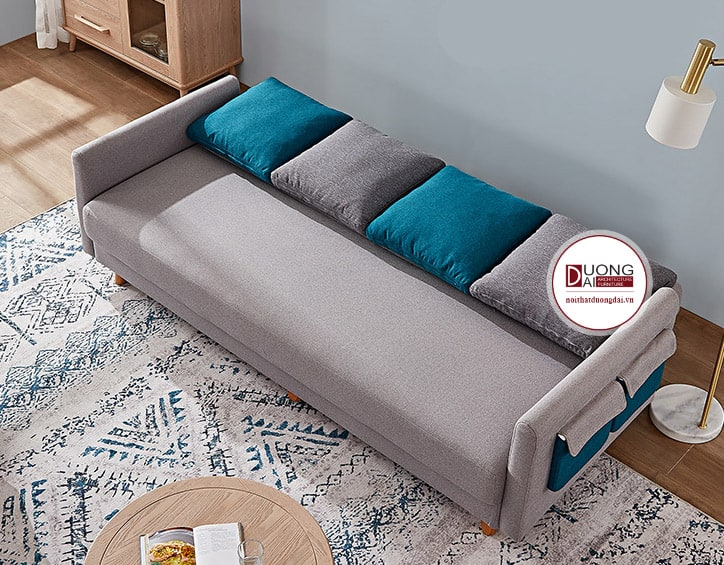 Sofa giường ngủ đơn nhỏ gọn