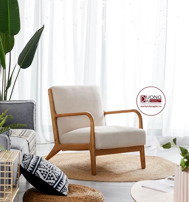 Ghế sofa nhỏ gọn cho người sống độc thân