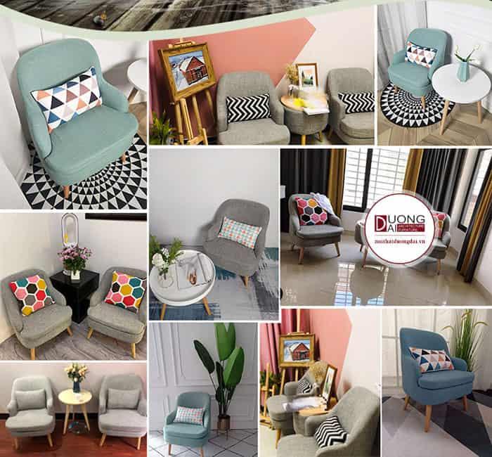 Thiết kế ghế sofa tiết kiệm diện tích
