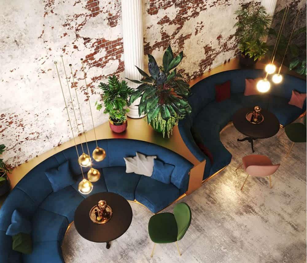 Thiết Kế Quán Cafe 2020 | BST 30+ Mẫu Quán Cafe Đẹp Nhất