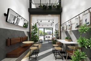 Thiết Kế Quán Cafe 30m2 Giới Thiệu BST 20+ Không Gian Cuốn Hút