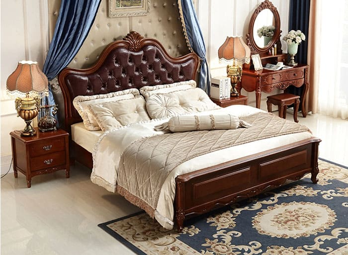 Táp đầu giường tân cổ điển đẹp và đẳng cấp nhất