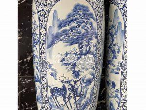 Lộc Bình Tứ Cảnh Bát Tràng - 70073