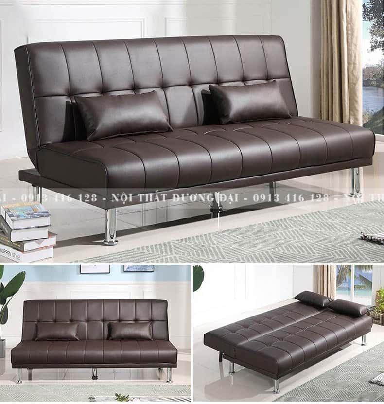 Báo giá sofa phòng khách kết hợp giường ngủ