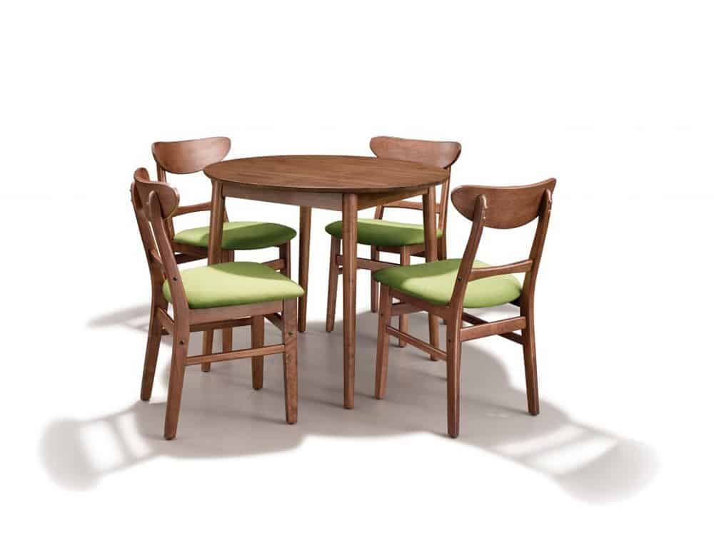 Mẫu bàn ăn nhỏ gọn và hiện đại