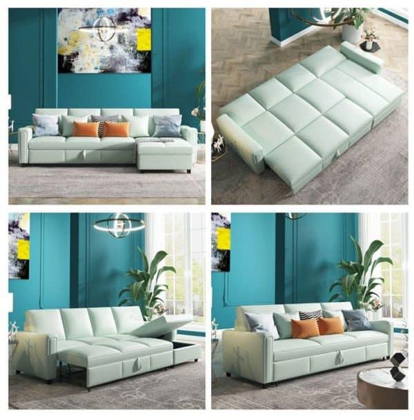 Sofa giường chữ L - ATFGG611