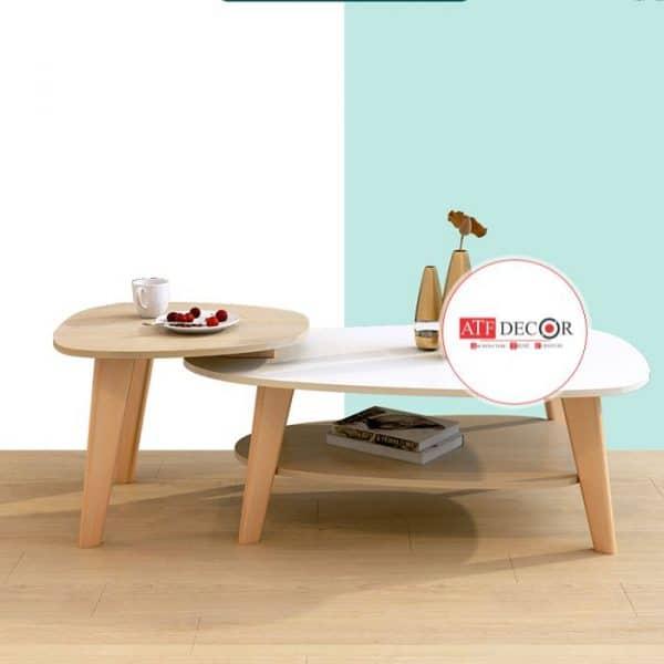 Bàn trà phòng khách hiện đại - ATFDC215