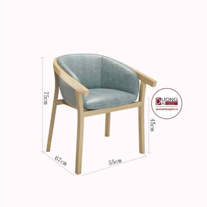 Ghế sofa quán cafe giá rẻ - ATFCF207