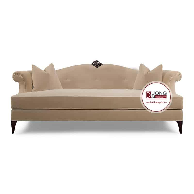 Ghế sofa tân cổ điển văng - ATFCG102