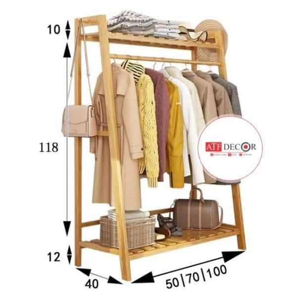 Giá treo quần áo - ATFDC217
