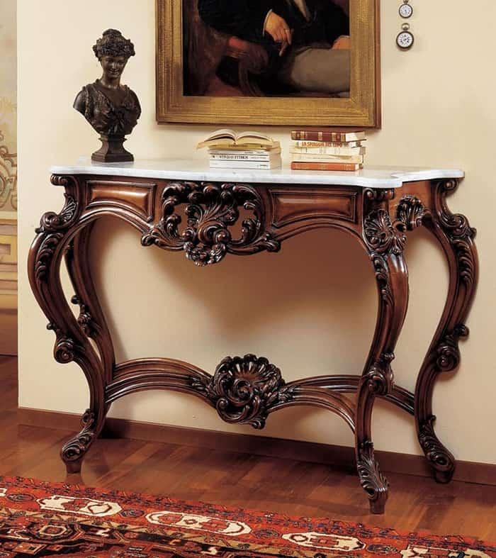 Thiết kế bàn gỗ tự nhiên với hoa văn tinh xảo