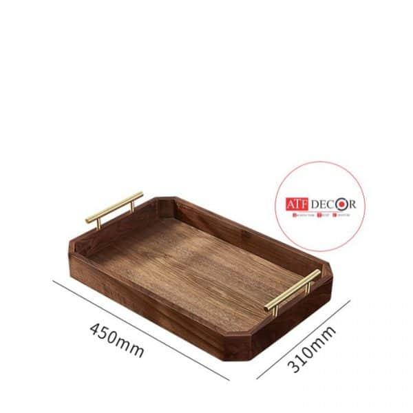 Khay gỗ - ATFDC206