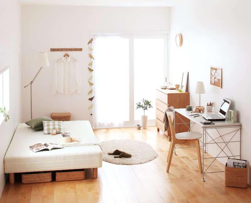 Thiết kế hiện đại mang nét đơn giản và đầy tiện nghi
