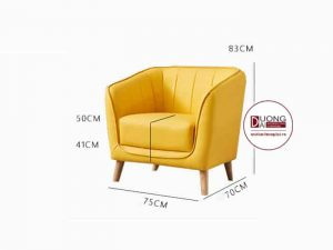 Sofa cho quán cafe - ATFCF210