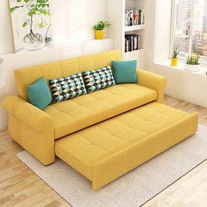 Sofa giường loại nào tốt | Mách bạn kinh nghiệm mua sofa giường