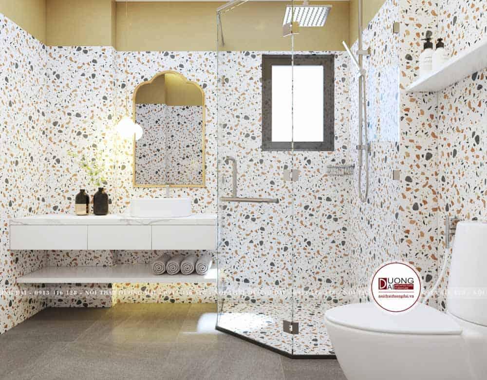 Nội thất xa hoa và cao cấp cho nhà tắm