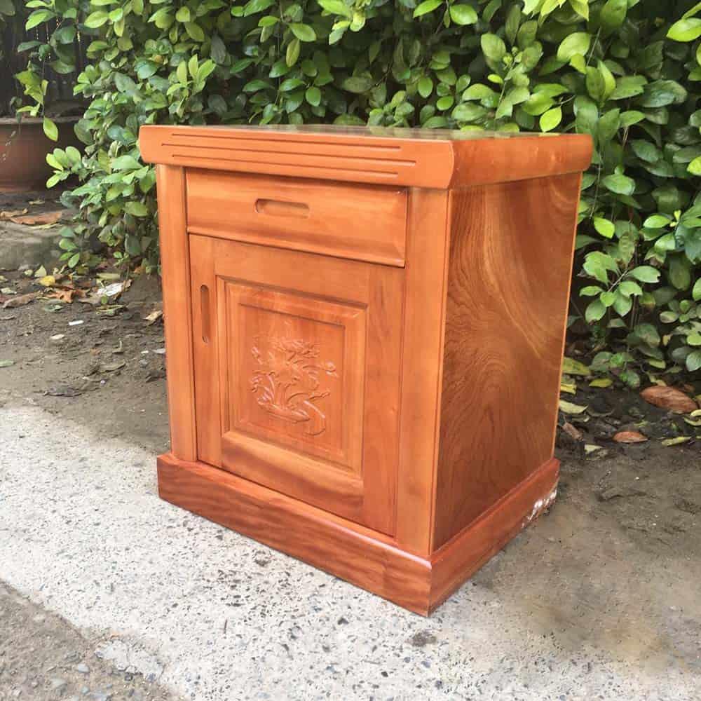 Mẫu tủ nhỏ 1 ngăn với kiểu dáng nhỏ gọn, hiện đại
