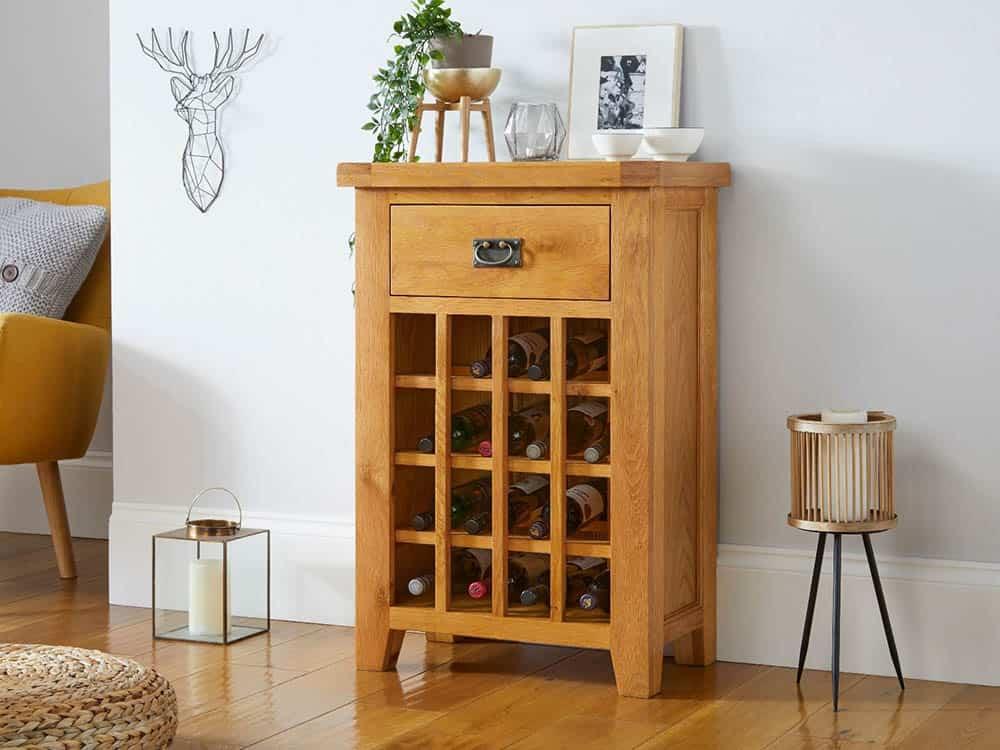Mẫu tủ ngăn vuông kích thước nhỏ đặt mọi vị trí trong nhà