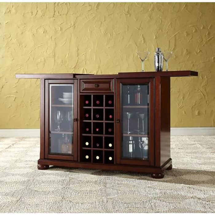 Tủ Rượu Tân Cổ Điển Đẹp Nguy Nga Và Tuyệt Mỹ Cho Phòng Bếp