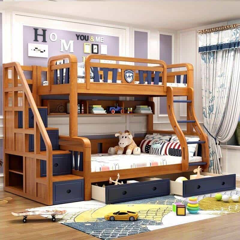 Giường Ngủ 1m2 Giá Rẻ Và Các Mẫu Thiết Kế Độc Đáo, Ấn Tượng