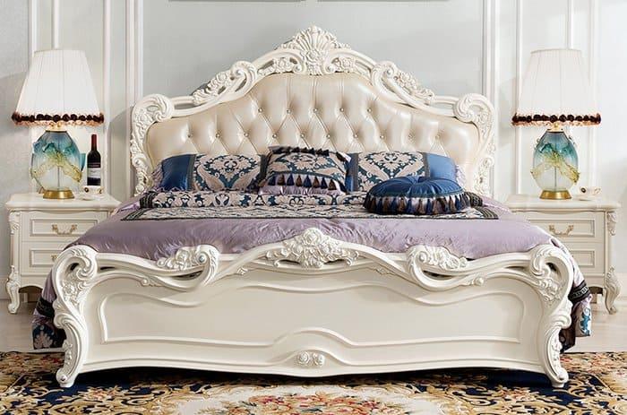 Phòng ngủ phong cách hoàng gia quý tộc cho gia chủ đẳng cấp