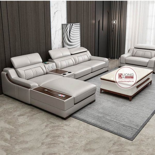 Sofa Góc Da Line