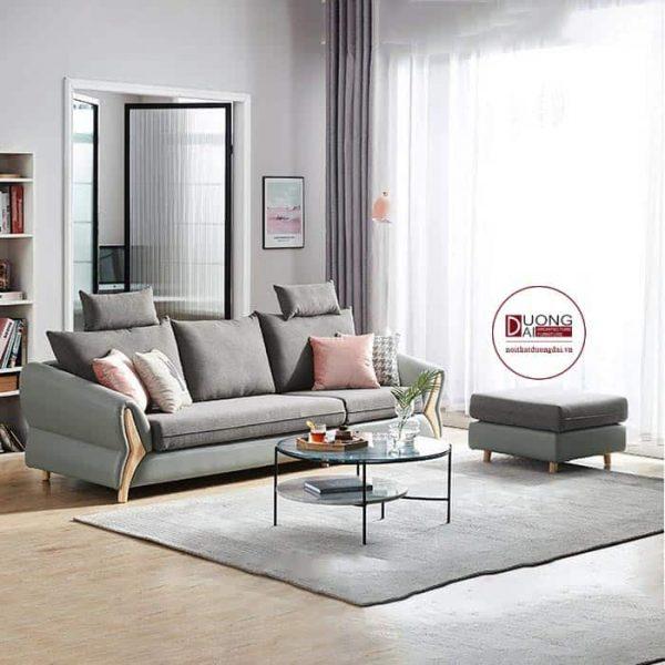 Sofa Góc Nỉ Smyrna