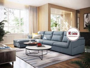 Ghế Sofa Góc Đẹp Sylvan | Hiện Đại | Trẻ Trung - Nội Thất Đương Đại